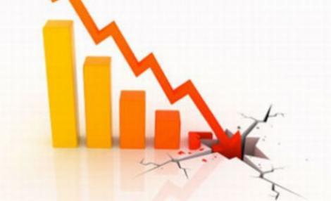 INS: Exporturile si industria au tras economia in jos