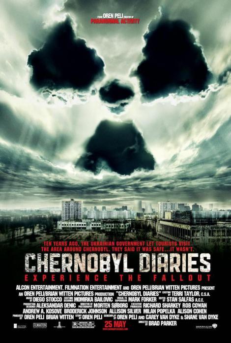 "A1.ro iti recomanda azi filmul ""Chernobyl Diaries - Jurnalul terorii"". Vezi trailerul!"