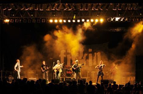 Muzica electronica de top, blues si mult heavy metal la Peninsula 2012!