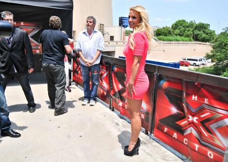 Juratul X Factor, Britney Spears, a fost la un pas de moarte