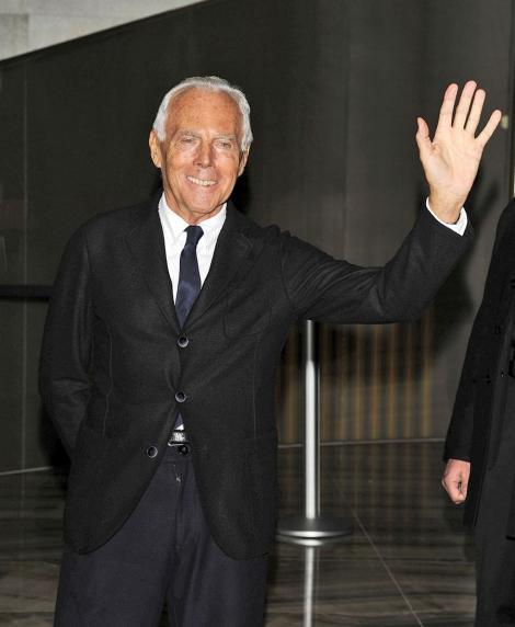 Giorgio Armani, designerul inovator