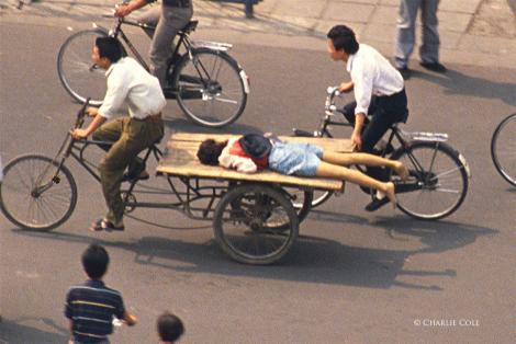 Piata Tiananmen, 1989: fotografii unicat!