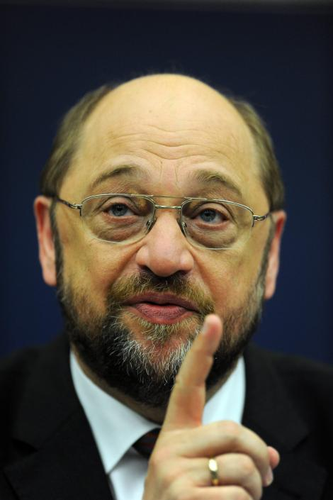 "Martin Schulz: ""Romania trebuie sa aplice imediat recomandarile Comisiei Europene"""