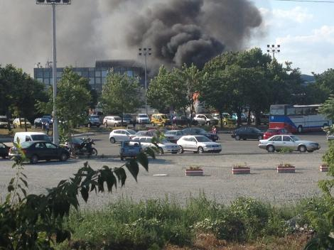 Atentatul din Bulgaria a fost comis cu trei kilograme de explozibil TNT