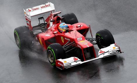 Formula 1: Fernando Alonso s-a impus in Marele Premiu al Germaniei