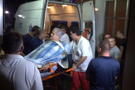 Adrian Nastase a fost mutat pe 17 iulie la Penitenciarul Spital Jilava din motive medicale