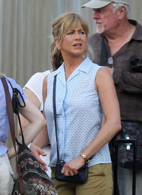 Jennifer Aniston, schimbare de look pentru un nou rol