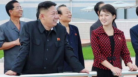 Liderul nord coreean Kim Jong-Un s-a casatorit