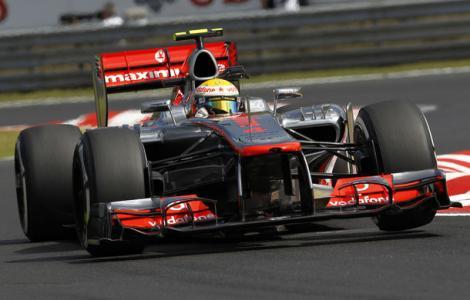 "F1, MP Ungaria: Victorie dupa un start ""balbait"" pentru Hamilton"