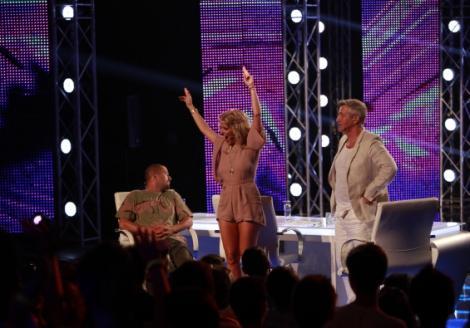 "Delia, la X Factor Iasi: ""Eram obligata sa studiez muzica atunci cand eram mica"""