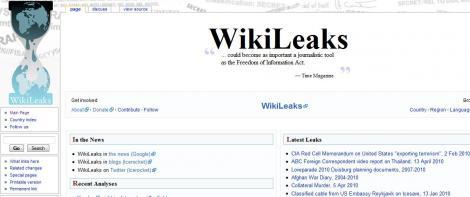 WikiLeaks va publica doua milioane de e-mail-uri apartinand unor oficiali sirieni