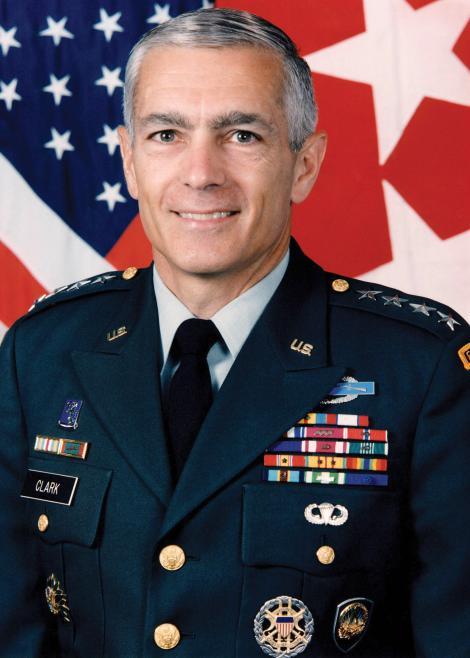 Cum era sa declanseze generalul Wesley Clark Al Treilea Razboi Mondial!