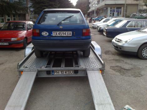 """Masinile """"de Bulgaria"""", la control: Vehiculele cu numere straine, in vizorul politistilor"""