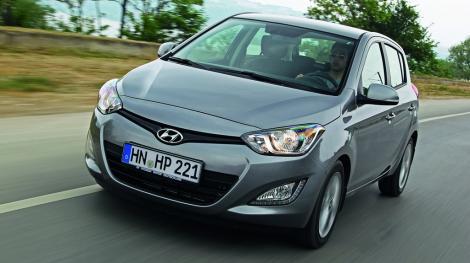 TopGear testeaza Hyundai i20 cu facelift