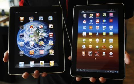 """Copy&Paste: Google a cerut Samsung sa faca gadget-uri care sa """"semene mai putin"""" cu cele Apple"""