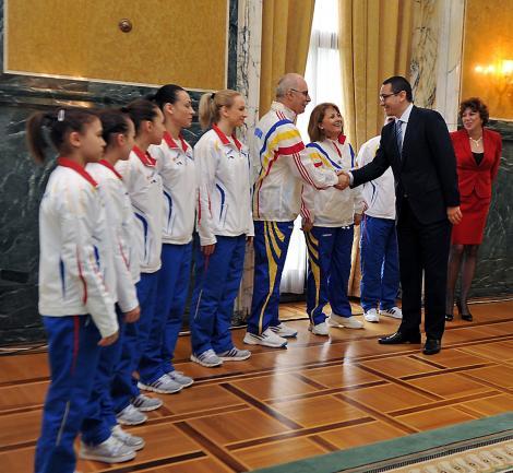 """Victor Ponta, despre reforma sportului in Romania: """"O schimbare este vitala! Putem aplica modelul Spaniei"""""""