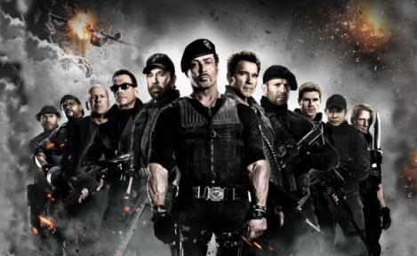 """""""The Expendables"""" - lider in box-office-ul american pentru al doilea weekend consecutiv. A adus incasari de 52 de milioane de dolari!"""