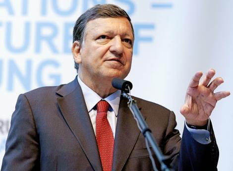 """Jose Manuel Barroso: """"Bulgaria e pregatita sa adere la Schengen"""""""