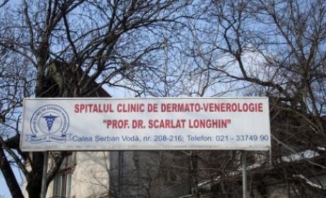 """Guvernul desfiinteaza Spitalul de Dermato-Venerologie """"Scarlat Longhin"""" din Bucuresti"""
