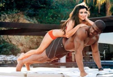 """Kim Kardashian, despre noul hit al iubitului ei: """"Sunt onorata sa fiu 'cateaua perfecta' a lui Kanye"""""""