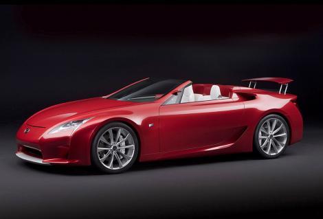 Feature TopGear: Lexus LF-A, katana auto a japonezilor