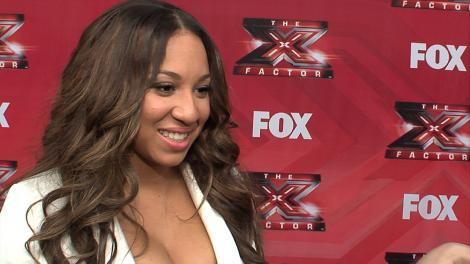 Melanie, X Factor, o fata de milioane. De cinci milioane !