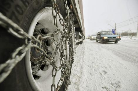 Avertisment: Iarna vine din noiembrie, atentie la anvelope!