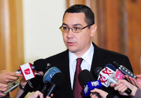 """Victor Ponta: """"Voi propune un ministru al Fondurilor Europene"""""""