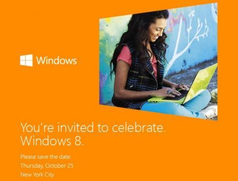 Microsoft ne pregateste ceva special pe 25 octombrie