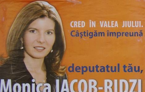 "Monica Iacob Ridzi a demisionat din PDL: ""Este un partid al dublei masuri"""
