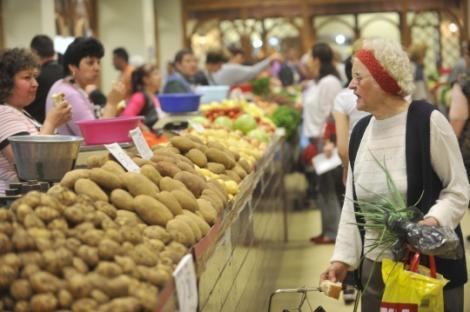 Cele 4 motive pentru care omenirea risca o criza a alimentelor