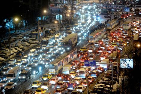 Vanzarile de masini noi in UE nu se mai opresc din cadere - Romania: -9,4%, la opt luni