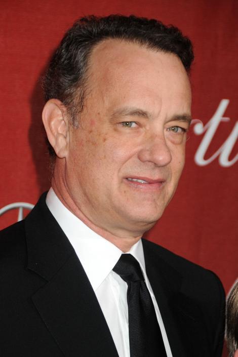 Tom Hanks este ruda cu fostul presedinte american Abraham Lincoln