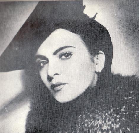 25 septembrie 1913: S-a nascut Maria Tanase