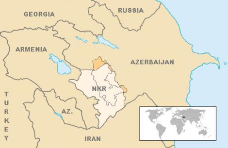 "Armenia e pregatita de razboi cu Azerbaidjanul. ""Ne vom bate si vom castiga"""