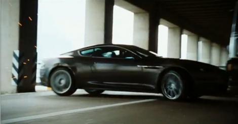 "Automobilul condus de James Bond in ""Quantum of Solace"" va fi scos la licitatie"