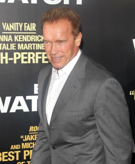Arnold Schwarzenegger recunoaste ca si-a inselat sotia si inainte de aventura cu menajera
