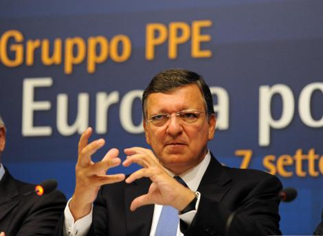 "Barroso: ""Datorita UE am putut evita schimbarile nedemocratice din Romania"""