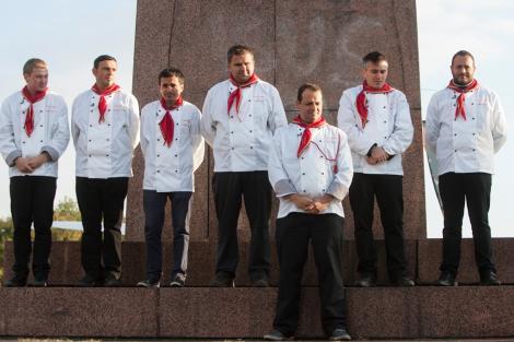 Concurentii Top Chef fata in fata cu rigorile regimului comunist!