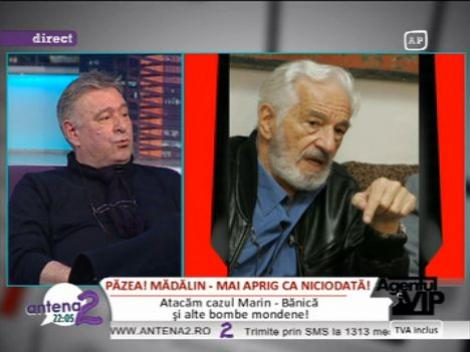 "Madalin Voicu il ataca pe capul Bisericii: ""Are ambitia sa se dea mare Patriarh"""
