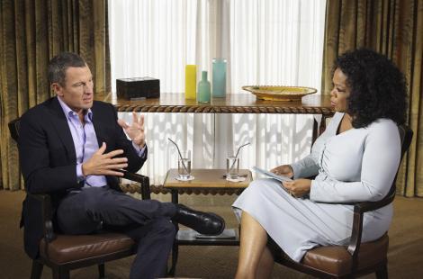"""Distrugerea unei povesti perfecte! Lance Armstrong: """"Totul a fost o minciuna. Nu puteam castiga fara dopaj"""""""