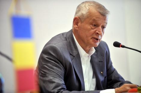 """Lui Sorin Oprescu """"nu ii trece prin cap"""" sa candideze la presedintie"""