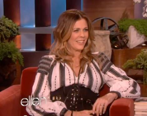 "Ia romaneasca este celebra la Hollywood. Sotia lui Tom Hanks a purtat o astfel de bluza la ""Ellen Show"""
