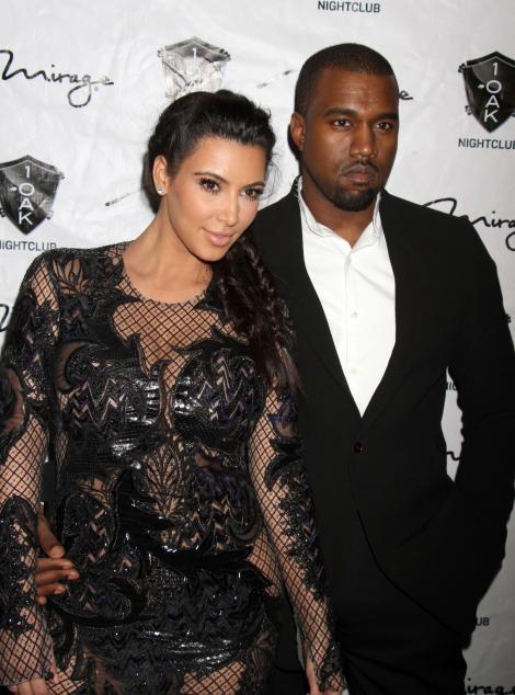 Kim Kardashian va castiga 16 milioane de dolari de pe urma copilului, inainte de nastere