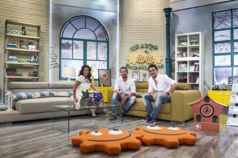 Cinci ani de Neatza cu Razvan si Dani la Antena 1. Invitati surpriza la aniversare