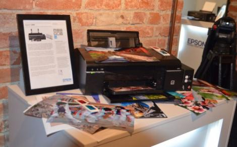Epson lanseaza noi imprimante cu cerneala rezistenta la apa