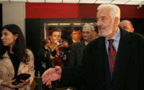 Cine este Dana Ionica, vaduva lui Sergiu Nicolaescu