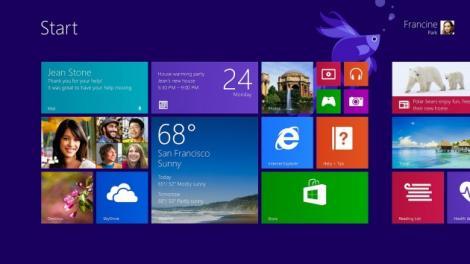 Microsoft plateste bine pentru un bug Windows 8.1