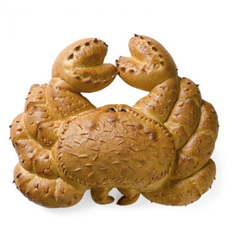 Inedit! Artistii care sculpteaza in... paine!