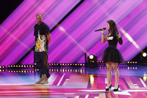 Luceafarul la X Factor: Catalin si Catalina, pe aceeasi scena